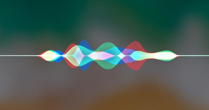 애플의 시리 – 애플 제공